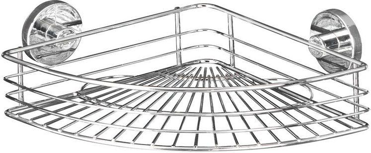 wenko vacuum loc eckablage bari befestigen ohne bohren online kaufen otto. Black Bedroom Furniture Sets. Home Design Ideas