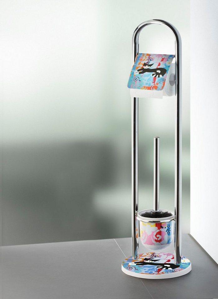 WENKO Stand WC-Garnitur Rosina Wachtmeister kaufen  OTTO