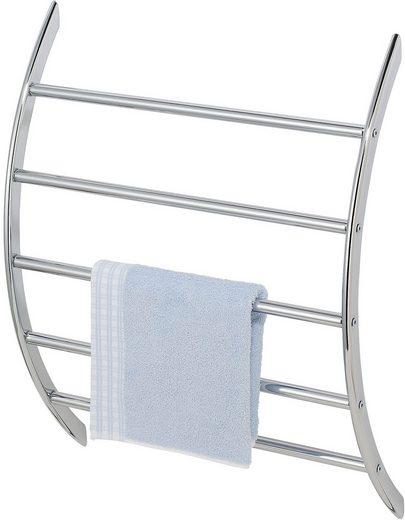 WENKO Handtuchhalter, Exclusiv Wand-Handtuchhalter mit 5 Stangen