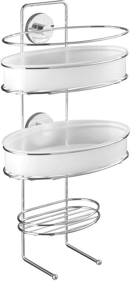 wenko vacuum loc duschdiener milazzo befestigen ohne bohren online kaufen otto. Black Bedroom Furniture Sets. Home Design Ideas