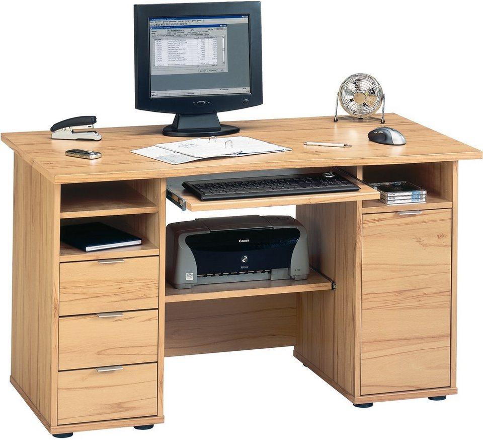 Jahnke schreibtisch csl 220 online kaufen otto for Schreibtisch kernbuche