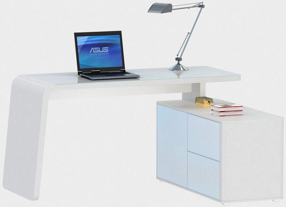 jahnke eckschreibtisch csl 465 e online kaufen otto. Black Bedroom Furniture Sets. Home Design Ideas