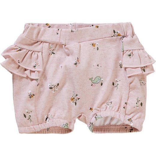 Name It Shorts »Baby Shorts NBFFELINE für Mädchen«