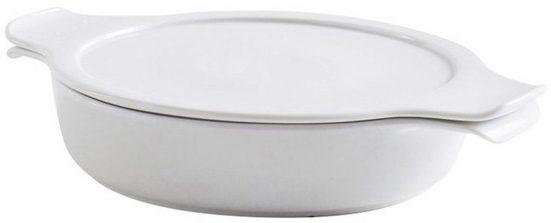 Eschenbach Kochtopf »Cook & Serve«, Porzellan, (1-tlg), Ø 24 cm, 1,2 L, Induktion