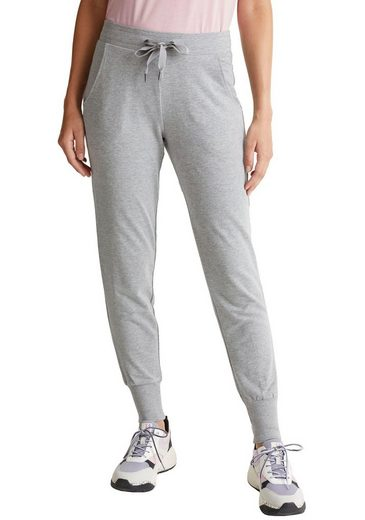 esprit sports Sweathose mit extra softem, samtigen Touch