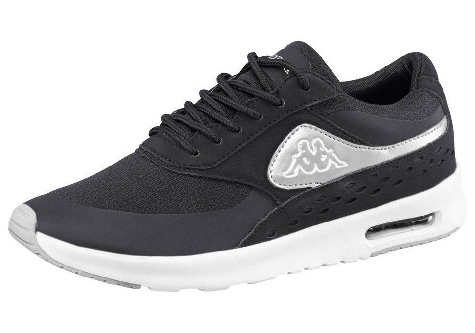Kappa Milla W Sneaker in Schwarz
