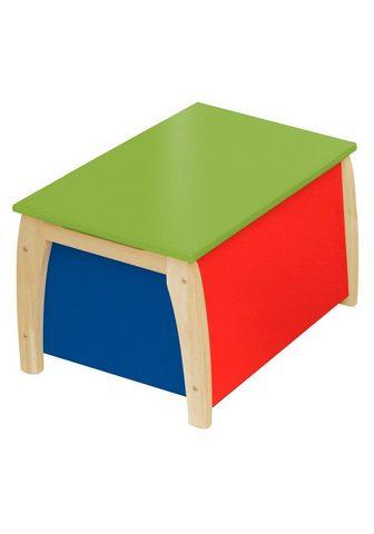 ROBA ® Suoliukas-dėžė