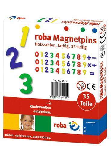 Roba® Magnet »Magnetzahlen« (35-St)