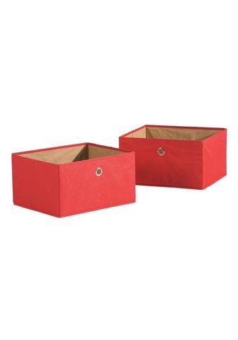 ROBA ® ящик для хранения »Canvas-...