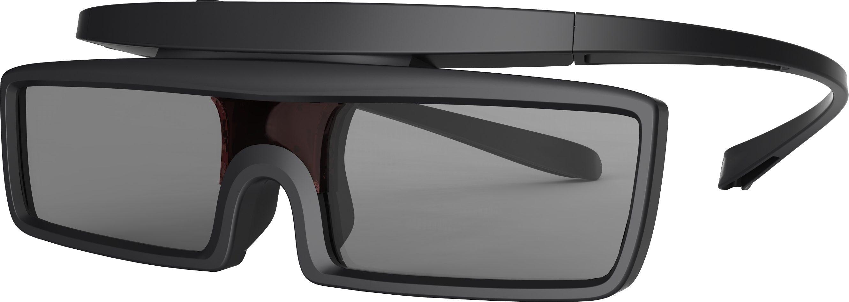 Hisense FPS3D07A 3D Brille 3D-Active-Shutter-Brille