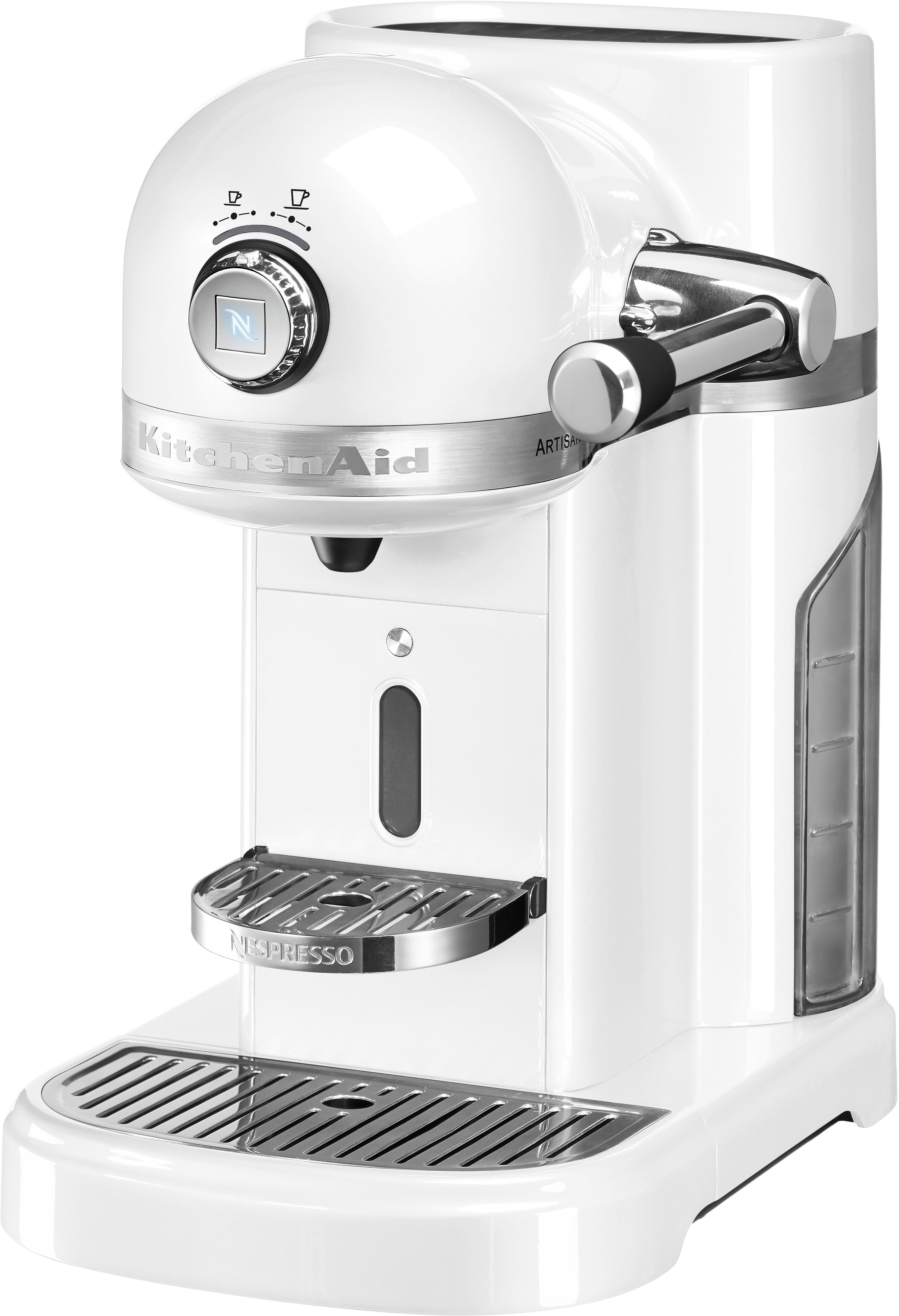 Kitchenaid Nespresso KitchenAid 5KES0503EFP, frosted pearl