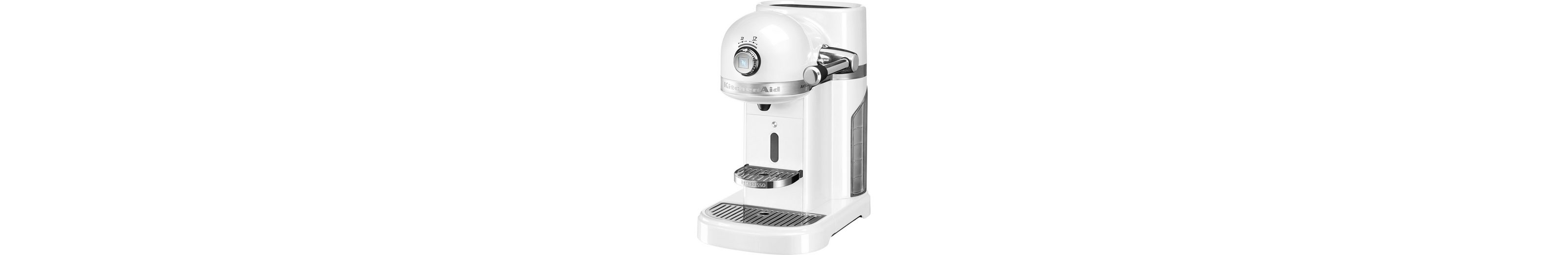 Kitchenaid Nespresso KitchenAid 5KES0503EFP, frosted pearl