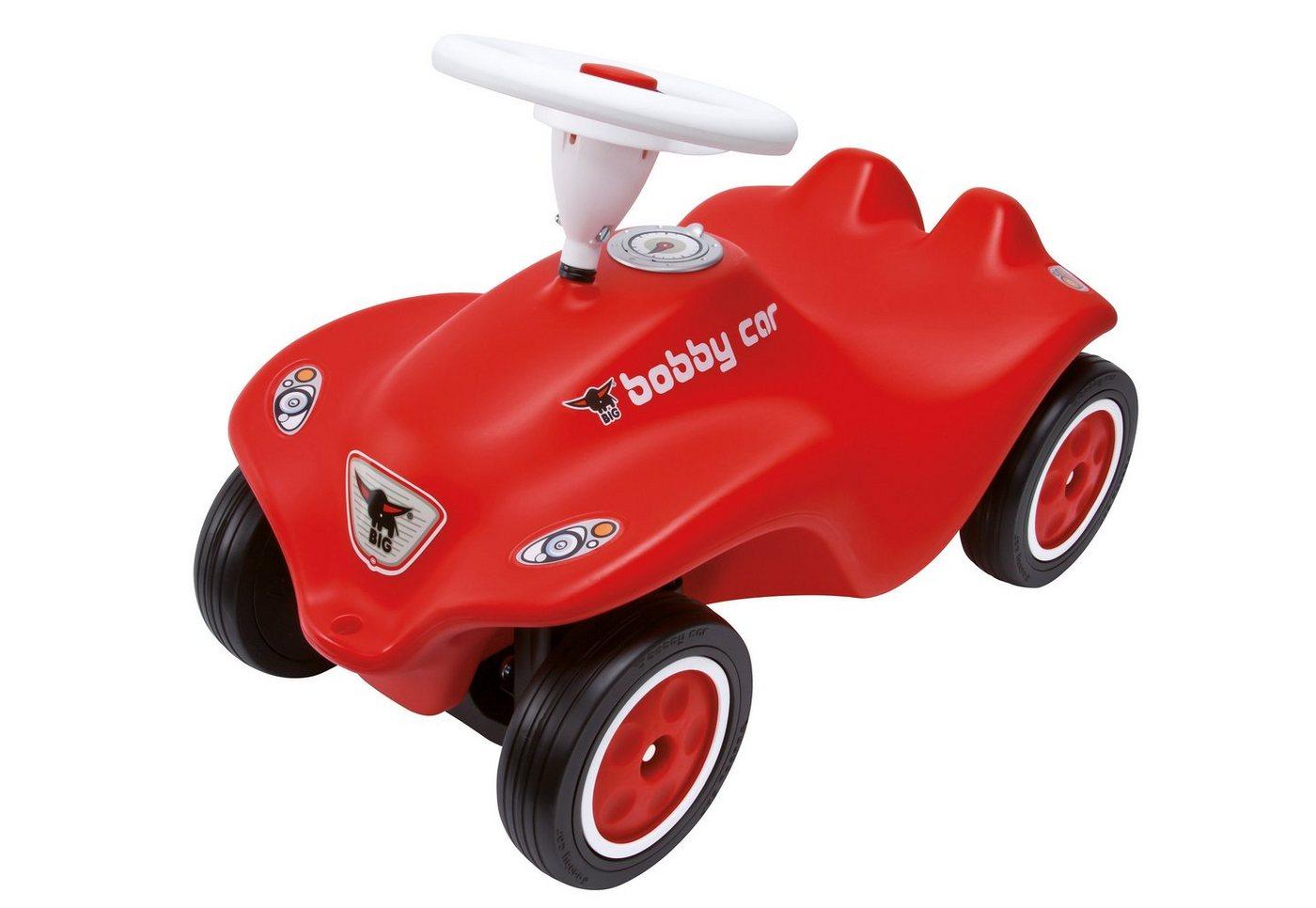 BIG Rutscherauto »Big New Bobby-Car« rot