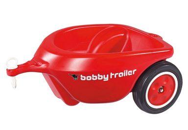 BIG Spielfahrzeug-Anhänger »New Bobby-Car Trailer, rot«