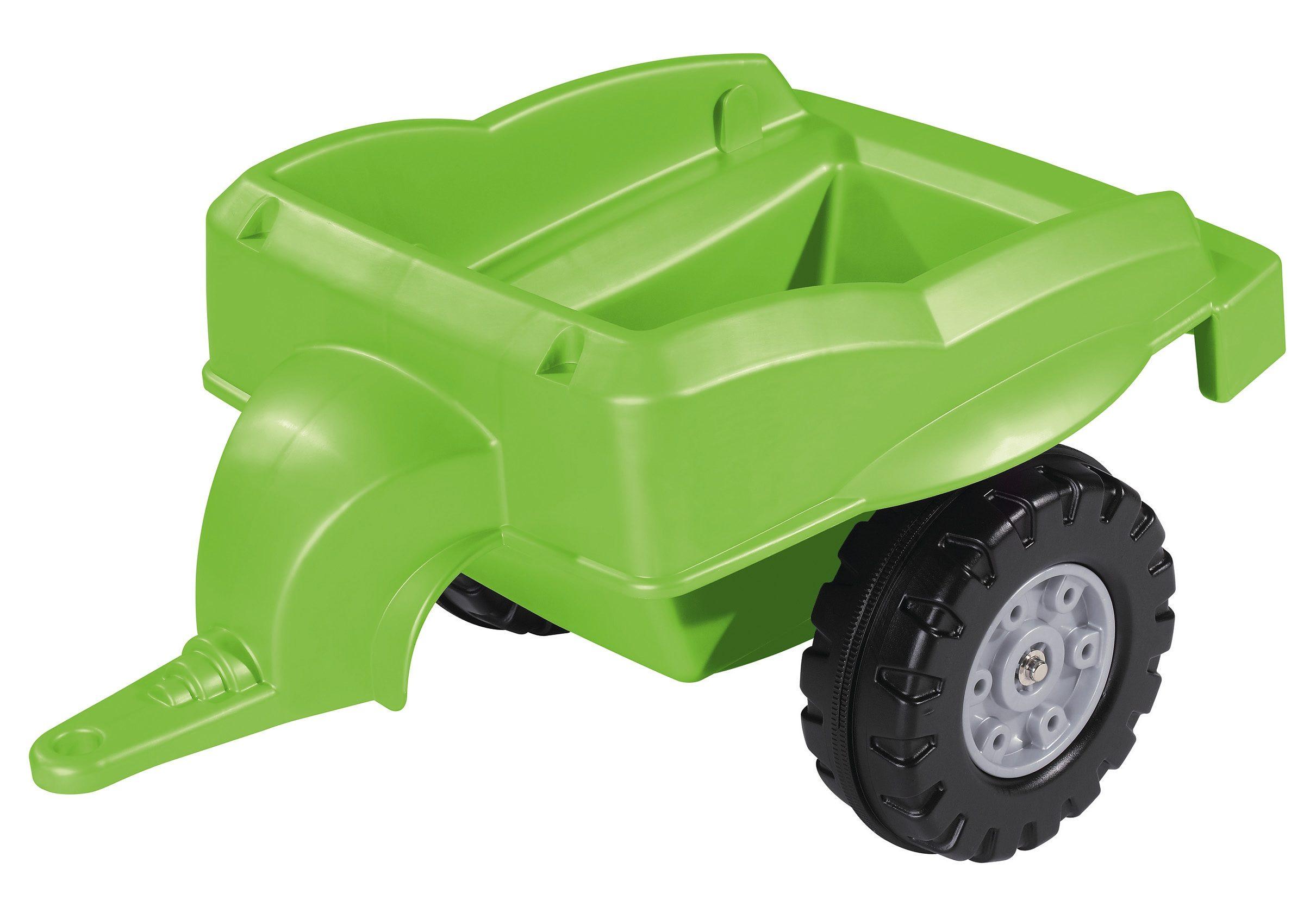BIG Anhänger, »BIG Traktor-Trailer, grün«