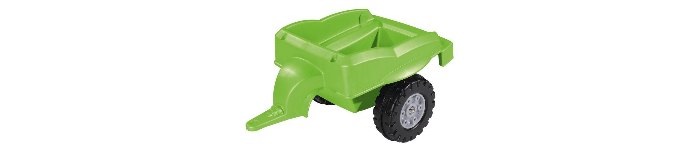 Anhänger, »BIG Traktor-Trailer, grün«, BIG