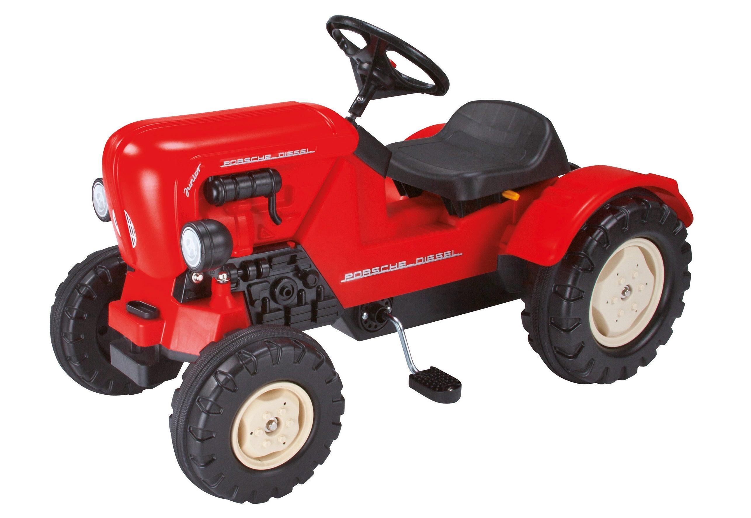 BIG Traktor, »Porsche-Diesel Junior«