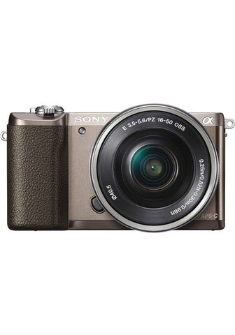 SONY »a5100 / ILCE-5100L« Sisteminis fotoap...