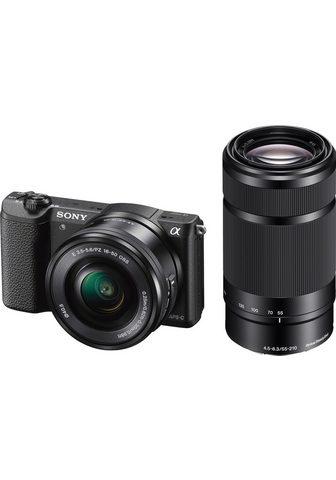 SONY »Alpha ILCE-5100Y« Sisteminis fotoapar...