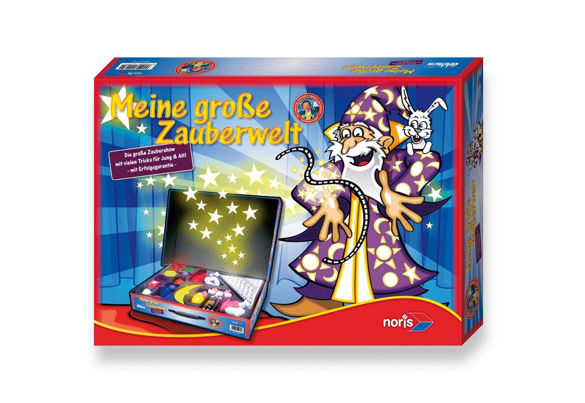 Noris, Zauberkasten, »Meine große Zauberwelt«