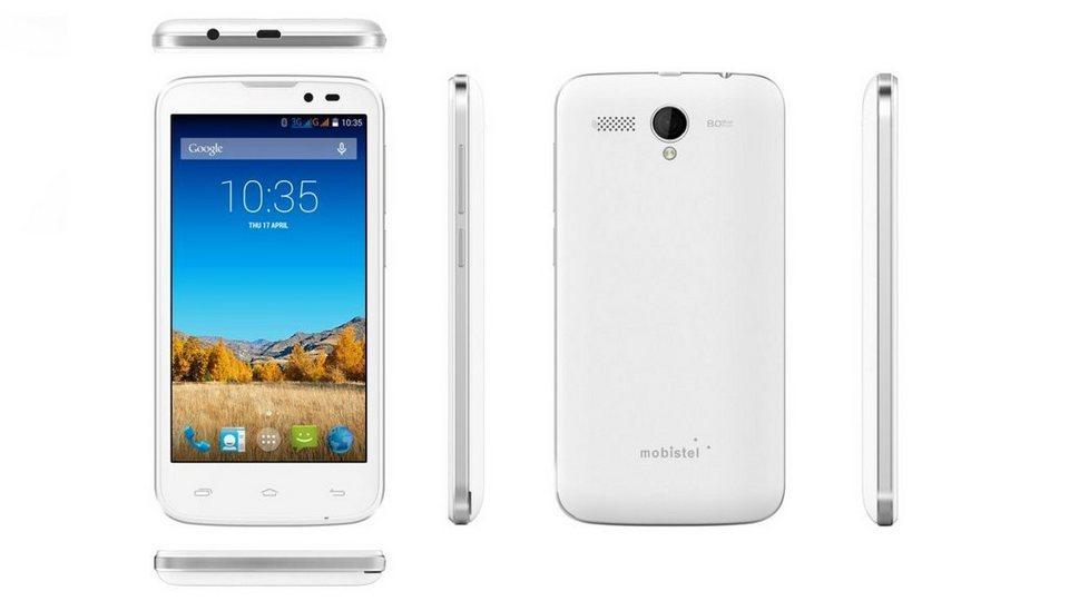 mobistel Smartphone »Cynus T6 (white)« in Weiß