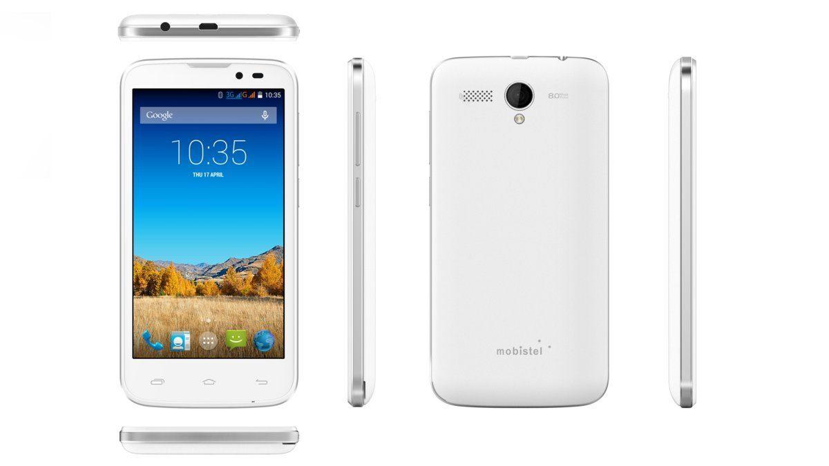 mobistel Smartphone »Cynus T6 (white)«