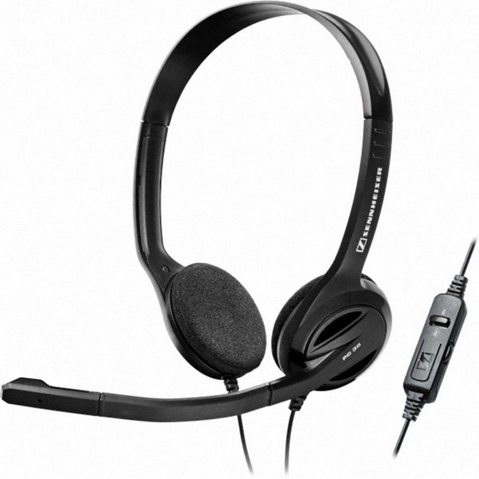 Sennheiser Headset »PC 36 Call Control« in Schwarz