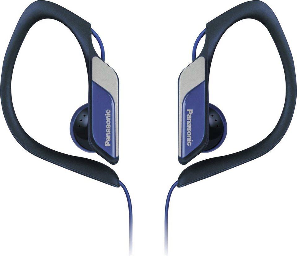 Panasonic RP-HS34E In-Ear-Kopfhörer in blau