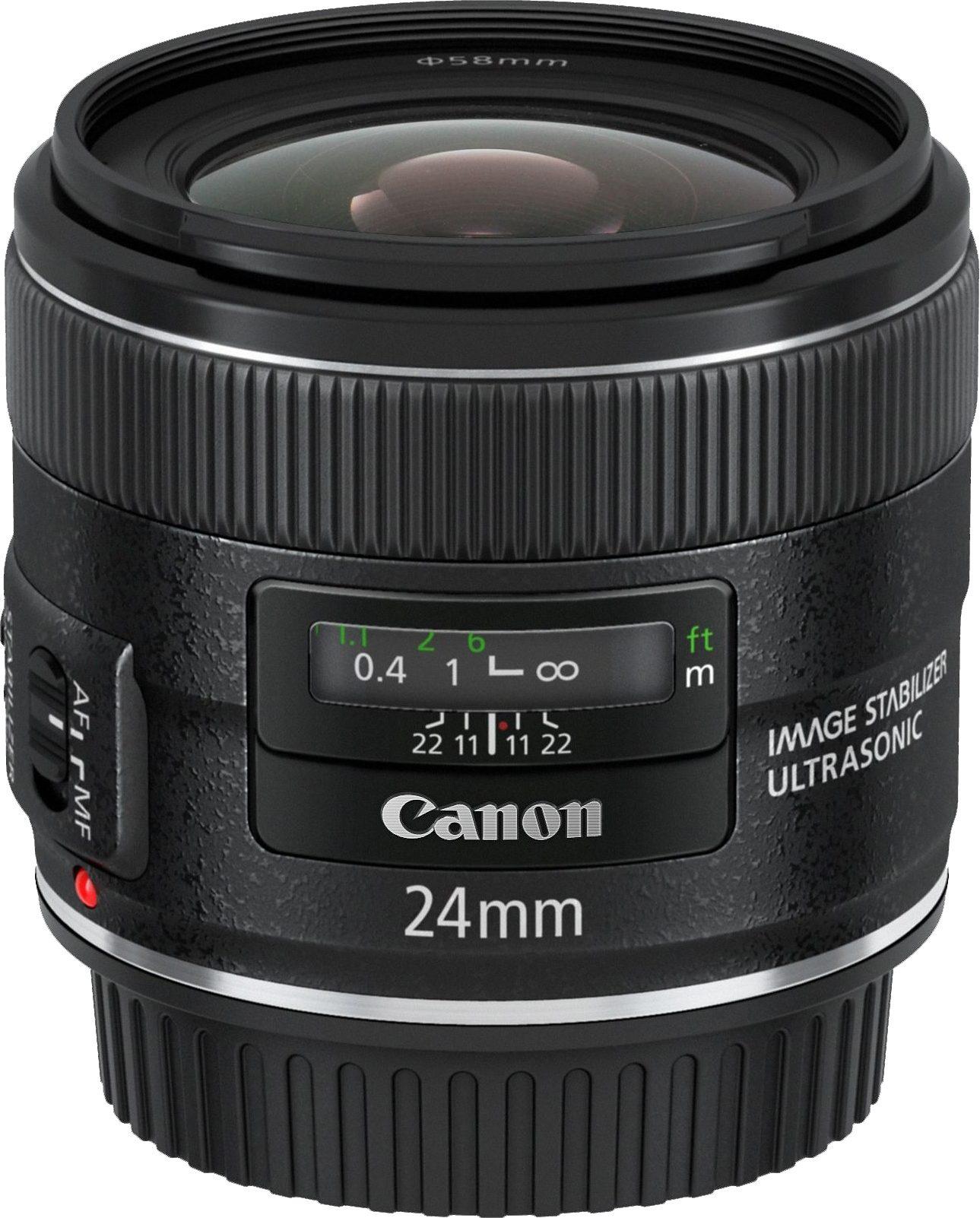 Canon EF 24mm f/2.8 IS USM Weitwinkel Objektiv