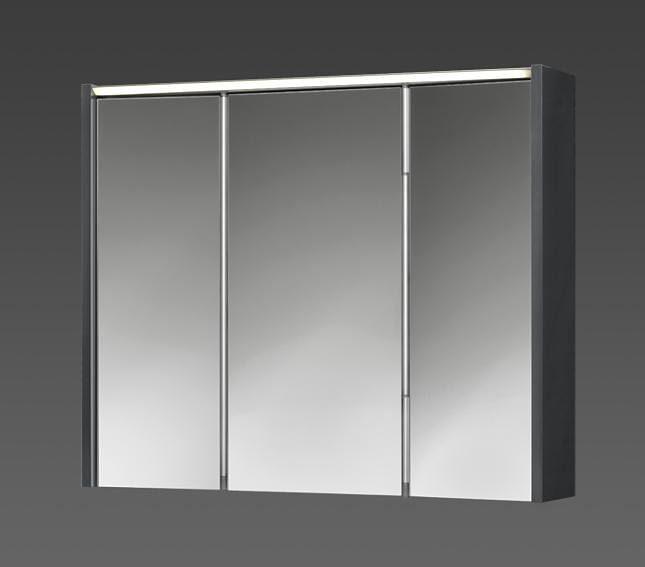 Sehr Jokey Spiegelschrank »Arbo« Breite 73 cm, mit LED-Beleuchtung  XP22