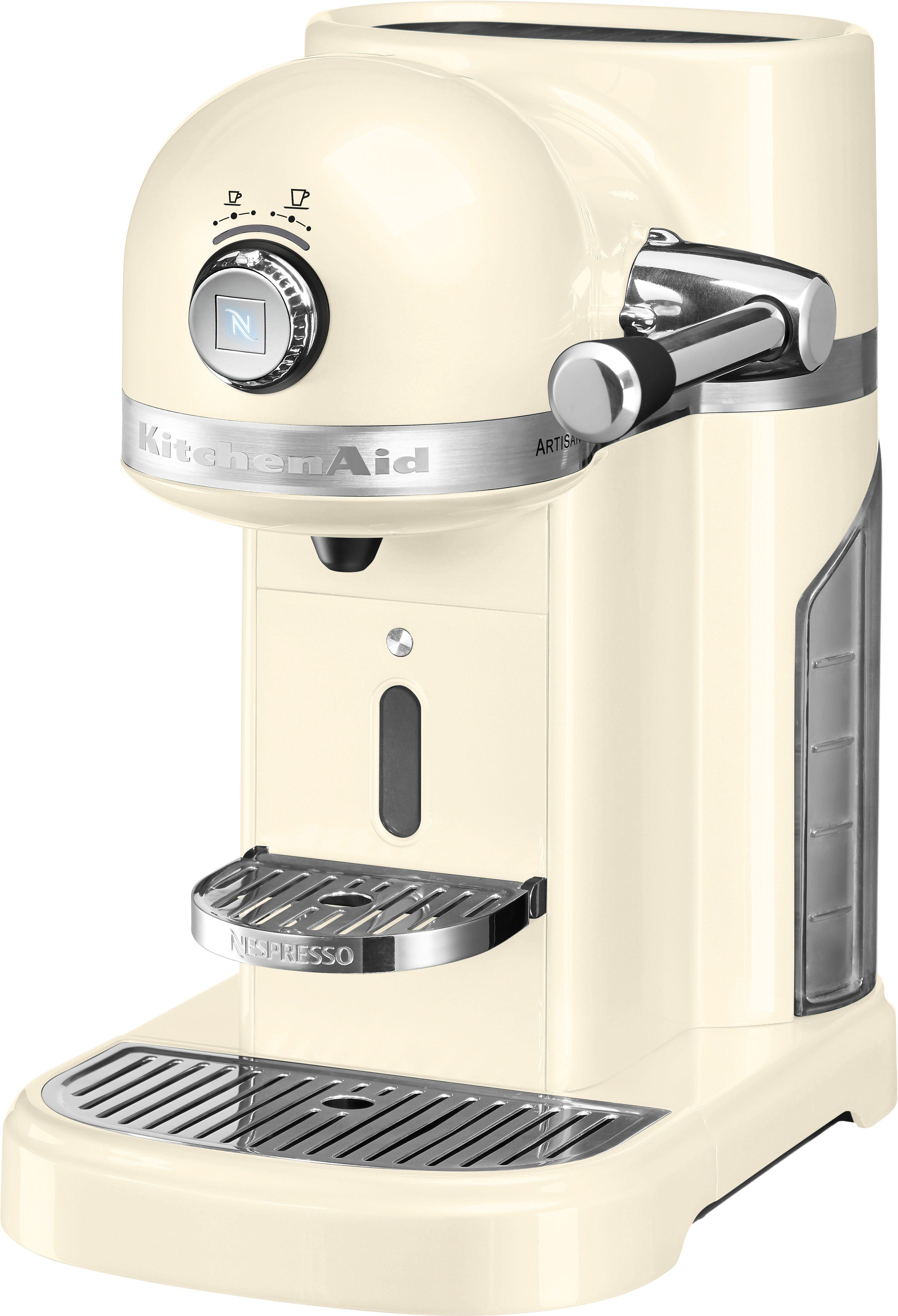 KitchenAid Kapselmaschine NESPRESSO Artisan 5KES0503EAC