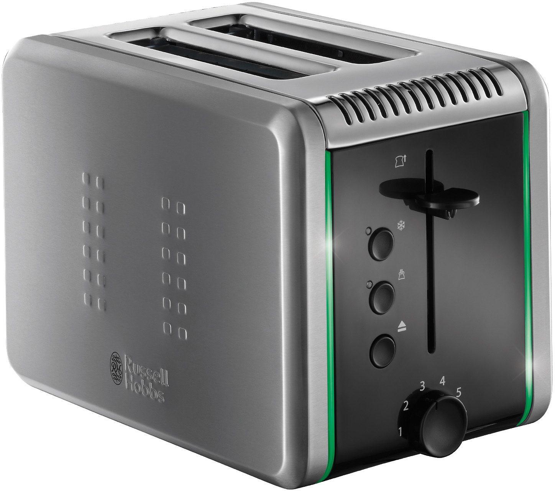 Russell Hobbs Toaster »Illumina 20170-56«, für 2 Scheiben, 1200 Watt, schwarz/grau