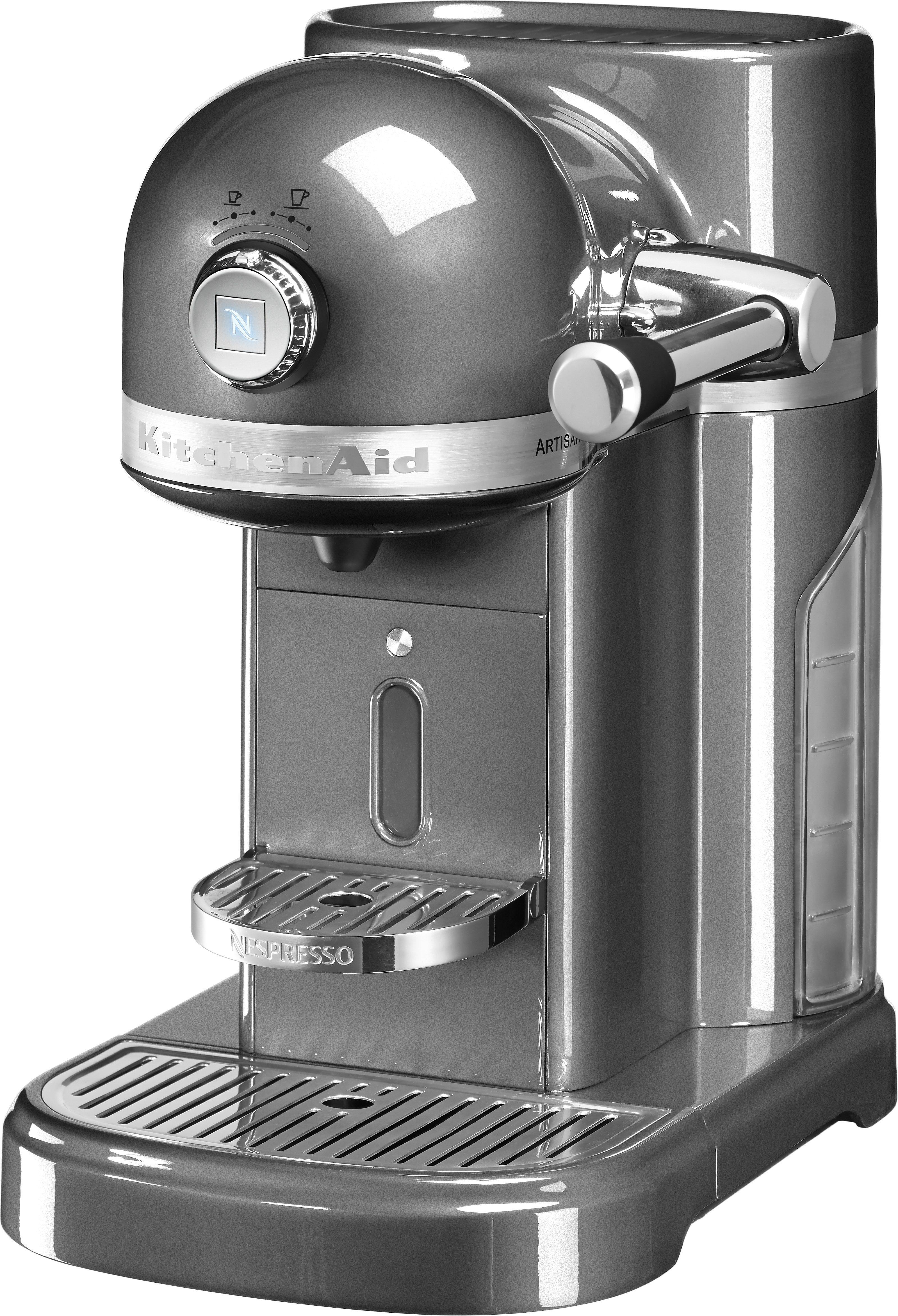 KitchenAid Kapselmaschine NESPRESSO Artisan 5KES0503EMS
