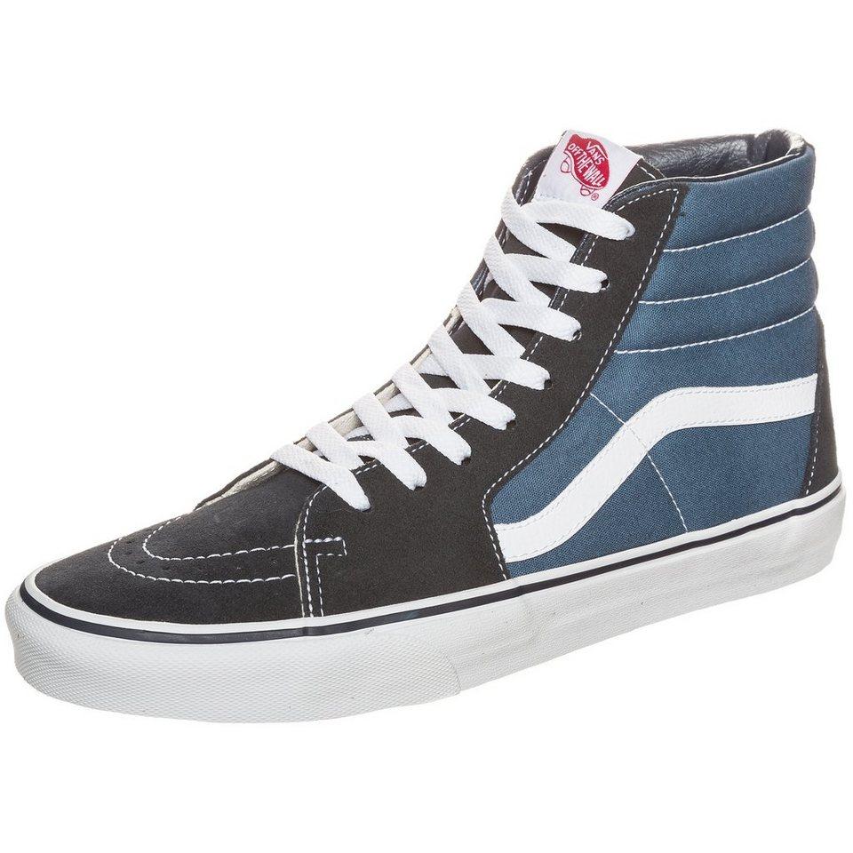 VANS Sk8-Hi Sneaker in blau / weiß