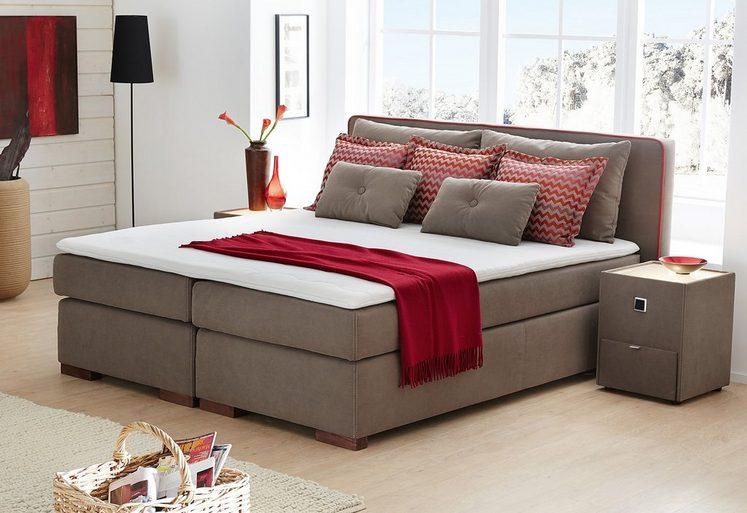 boxspringbett online kaufen otto. Black Bedroom Furniture Sets. Home Design Ideas