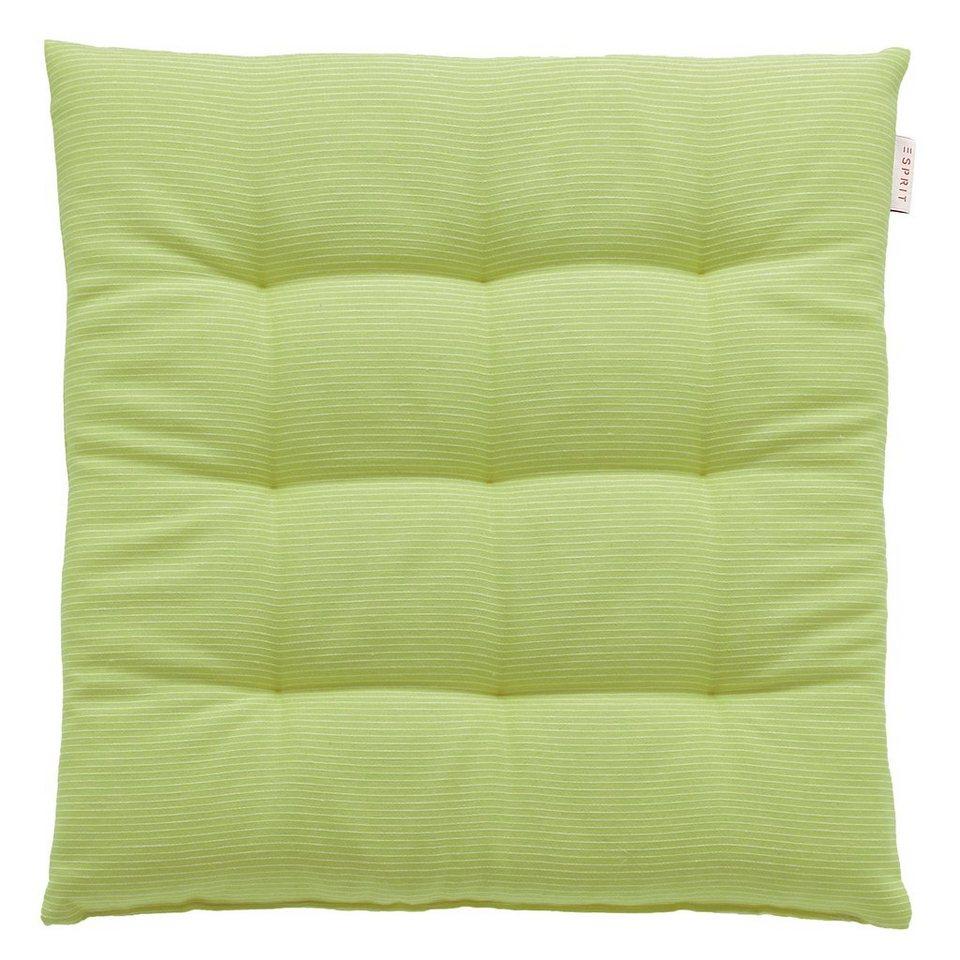 sitzkissen sitzpolster kaufen 40x40 50x50 otto. Black Bedroom Furniture Sets. Home Design Ideas