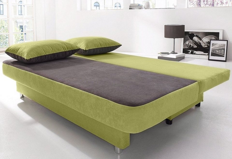 Schlafsofa grün  Schlafsofa online kaufen | OTTO