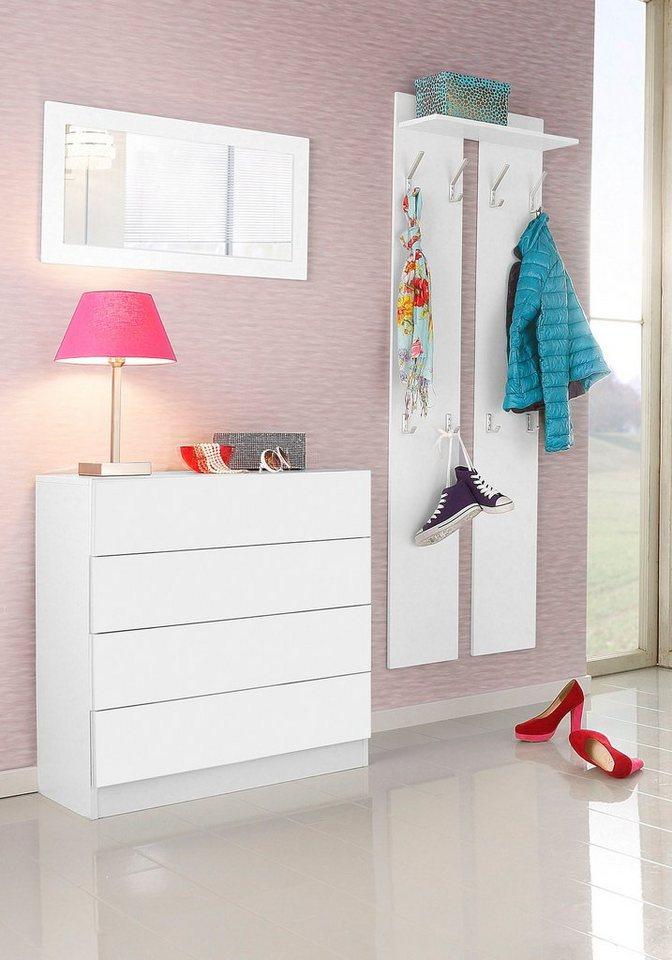 borchardt m bel garderoben set vaasa 3 3 tlg mit. Black Bedroom Furniture Sets. Home Design Ideas