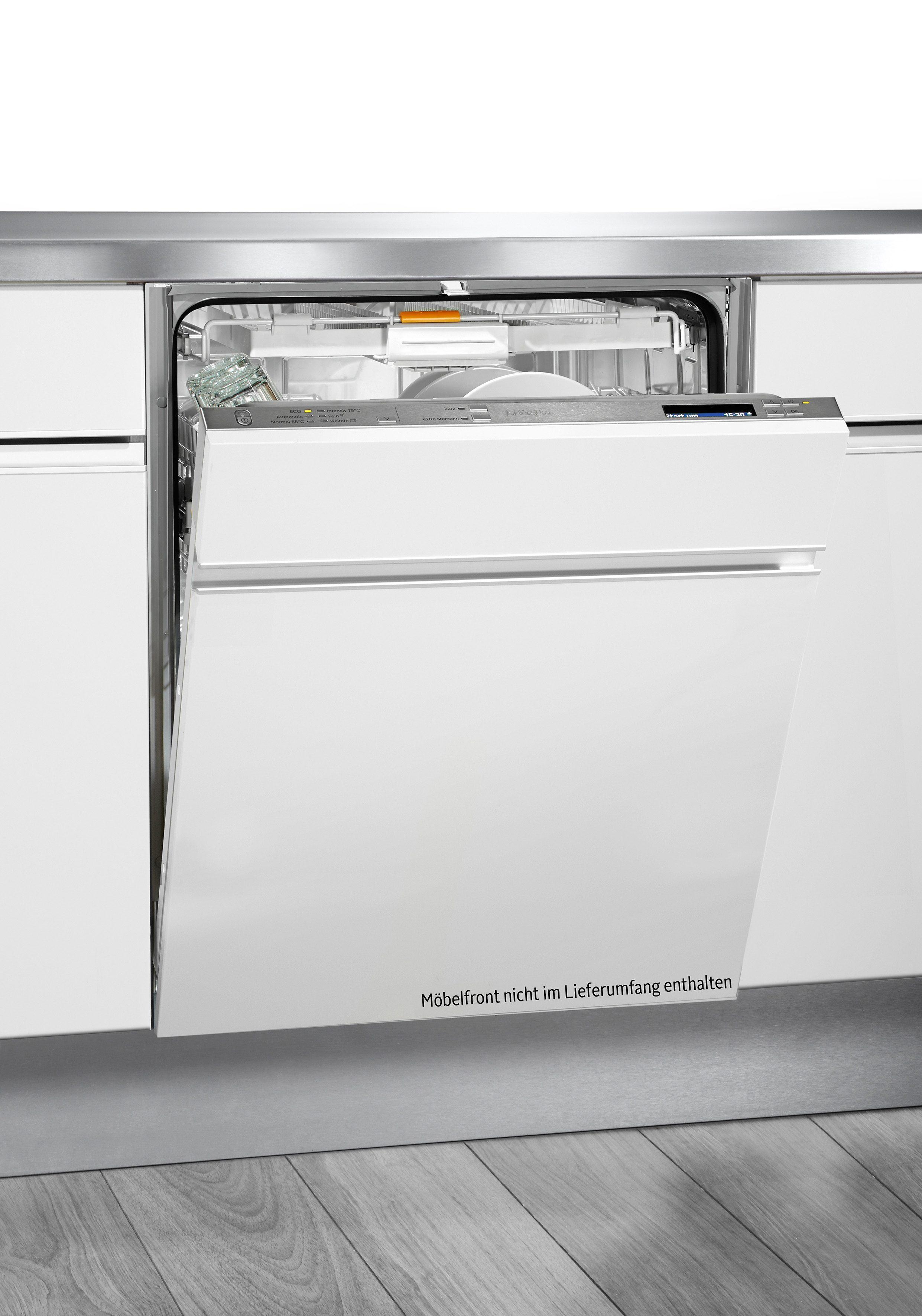 Miele vollintegrierbarer Einbau-Geschirrspüler G 6365 SCVi EcoLine, A+++, 9,7 Liter