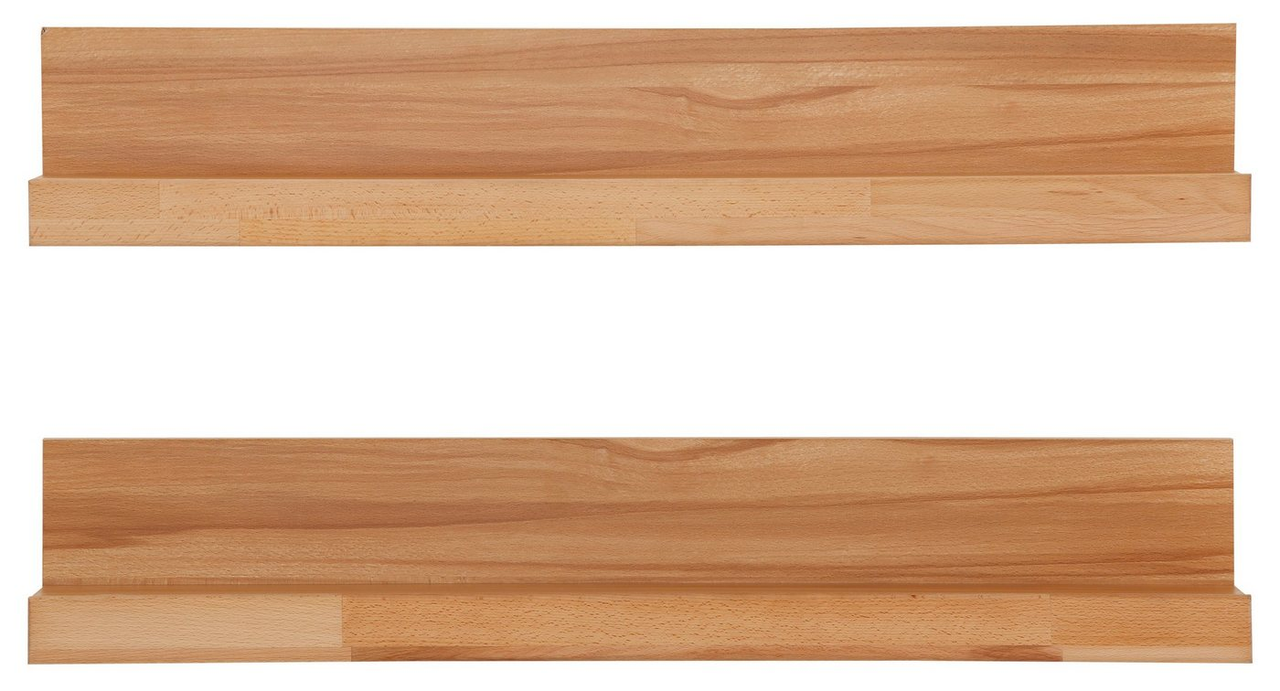 Wandregal, »Paula«, Breite je 90 cm, (2 Stck.)