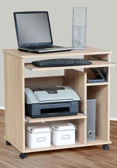 Schreibtisch »Compi« Mit Tastaturauszug