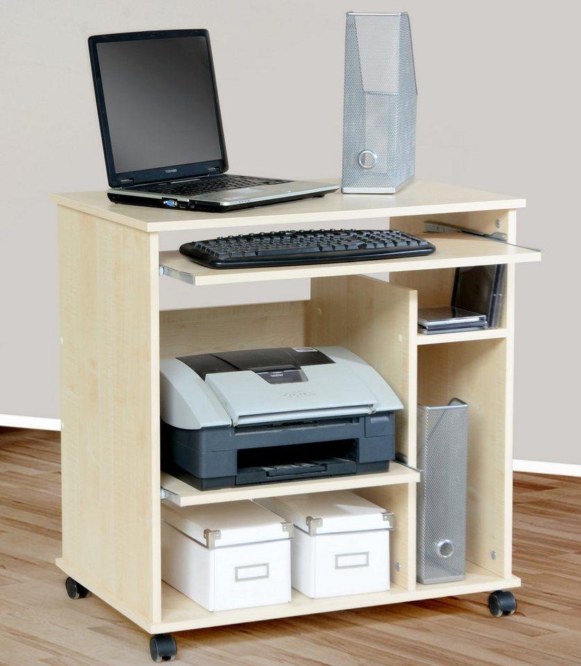 Schreibtisch compi online kaufen otto for Schreibtisch buchefarben