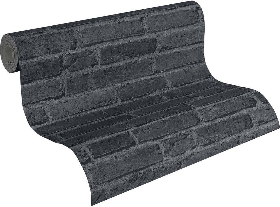 vliestapete livingwalls mustertapete cocktail 2 loft style online kaufen otto. Black Bedroom Furniture Sets. Home Design Ideas