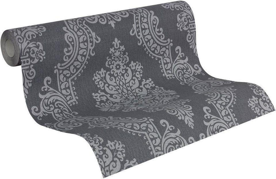 vliestapete livingwalls mustertapete elegance neo barock online kaufen otto. Black Bedroom Furniture Sets. Home Design Ideas