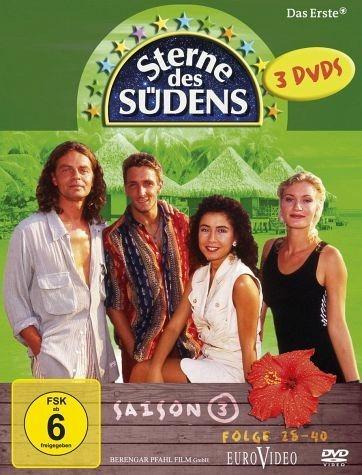 DVD »Sterne des Südens - Saison 3, Folge 28-40 (3...«