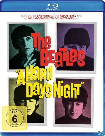 Blu-ray »The Beatles - A Hard Day's Night«