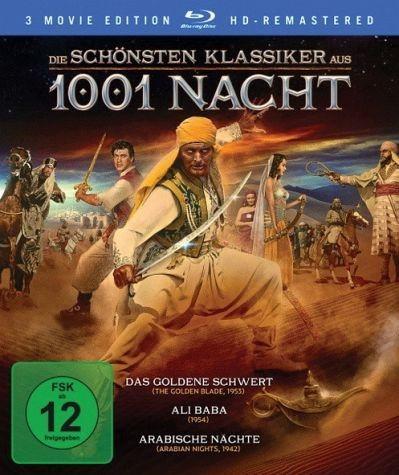 Blu-ray »Die schönsten Klassiker aus 1001 Nacht (3 Discs)«