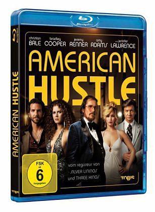 Blu-ray »American Hustle«