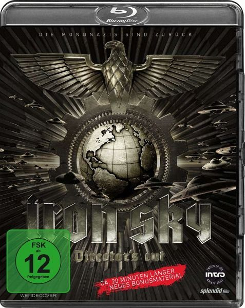 Blu-ray »Iron Sky - Wir kommen in Frieden!«