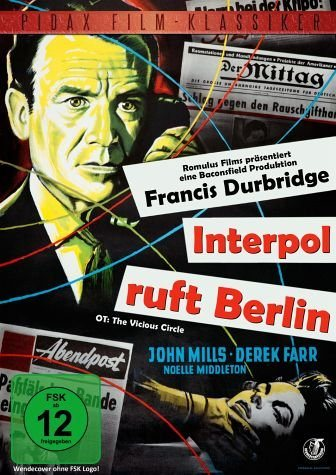 DVD »Interpol ruft Berlin«